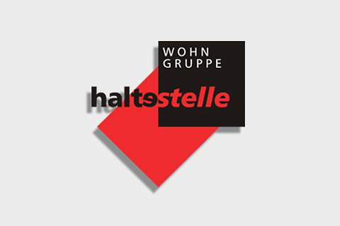 Logo Wohngruppe Haltestelle